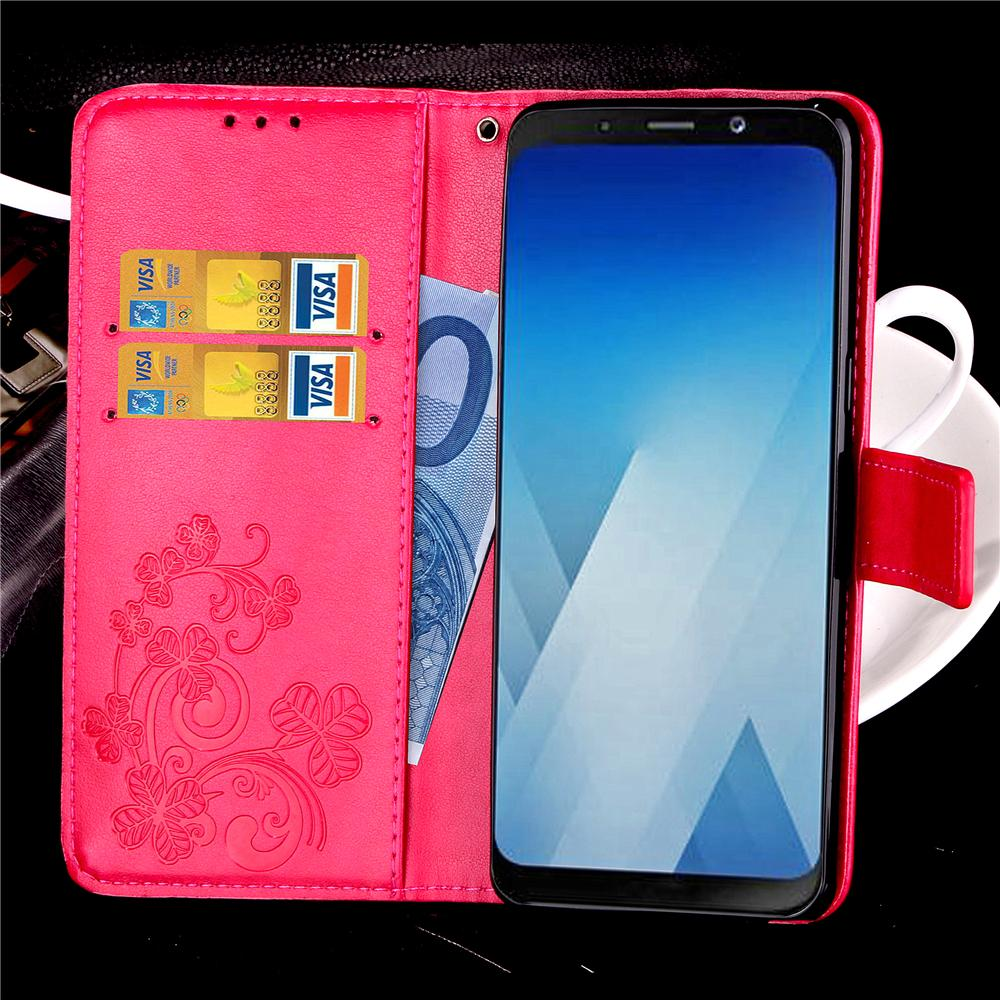 Flip Cover Phone Case For Samsung A7 A5 A3 J1 J2 J3 J5 J7 Prime S7 S6 Edge S5 S4 S3 S8 Plus Leather Card Hold Retro luxury