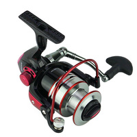 Hot wheels spinning fish reel 5.2:1 12 Ball Bearing 1000 7000series carretilhas de pescaria molinete fishing equipment
