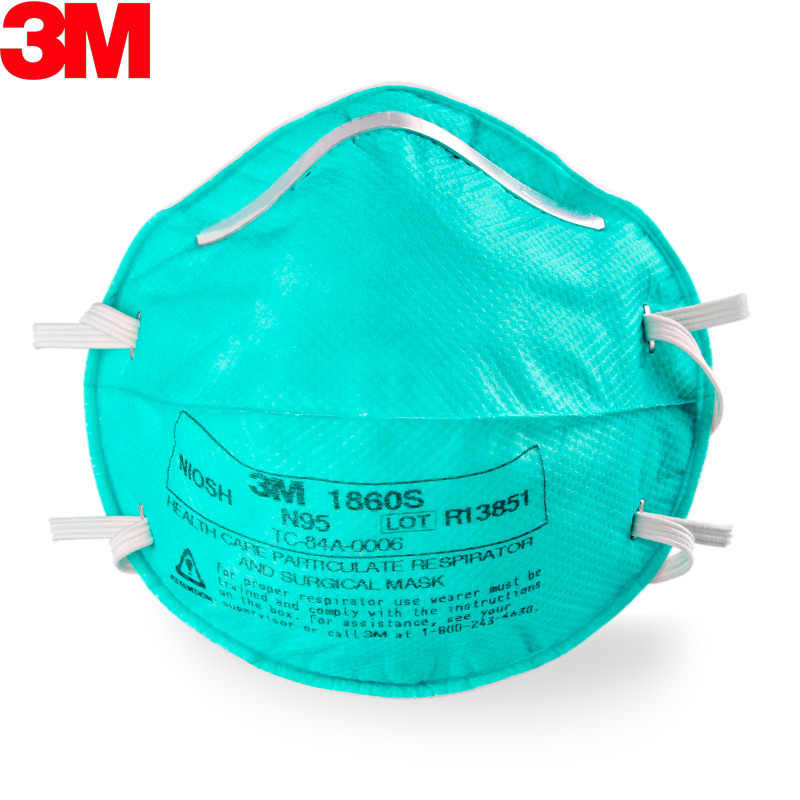 Dust N95 Prevention Mask Influenza Care H020301 Respirator Of Particulate Articles Surgical Masks 3m 1860s A Health