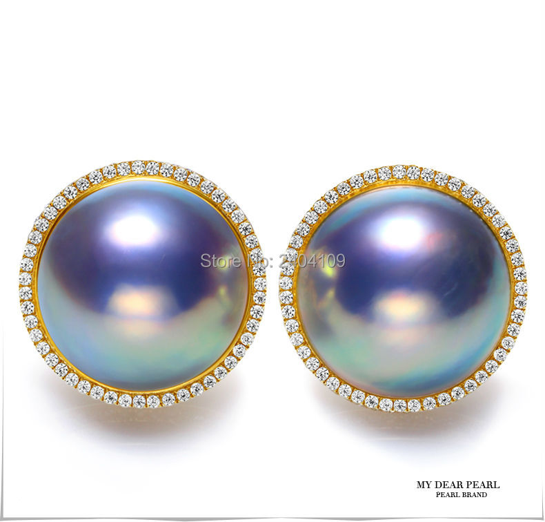 big pearl earrings 11