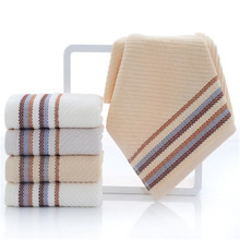 SBB Whole cottonTowel manufacturers selling 32 strands of cotton towel soft Twistless yarn facecloth Wholesale gift face