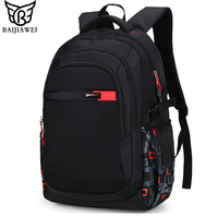 BAIJIAWEI 2019 Fashion Oxford Backpack for Men Laptop Bags School Backpack for Teenagers Women Large Capacity Travel Backpacks
