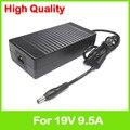 19 В 9.5A 180 Вт ноутбук адаптер переменного тока зарядное устройство для Clevo P670SG P655RE3 P655RE6 P671SE P671SG P670RE3 P670RE6 P671RE3 P671RE6 W87 W870