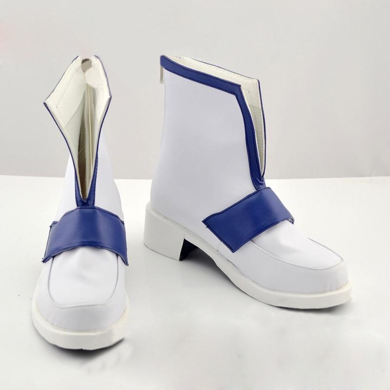 Sword Art Online Yuuki Asuna font b Cosplay b font Boots Shoes font b Women b