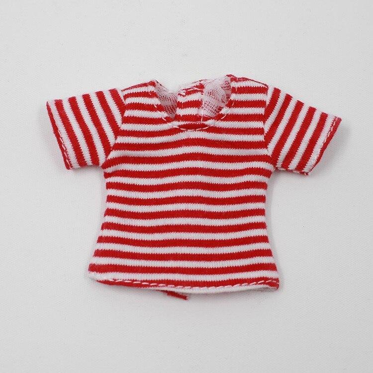 Neo Blythe Doll Striped T-Shirts 6