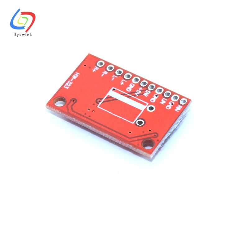 3W * 2 Mini carte amplificateur Audio de puissance numérique USB DC 5V alimentation PAM8403 pour Arduino FZ0457
