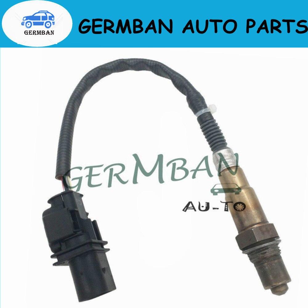 Original Quality Front Exhaust Gas O2 Oxygen Sensor 0258017217 11787560957 For Citroen C4 C5 Peugeot 207 308 508 1.6V LS17217