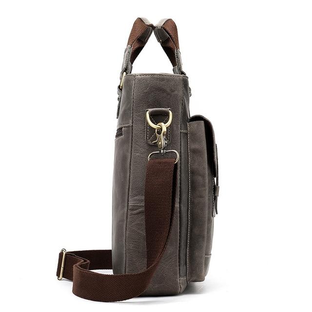 Men's Small Messenger Bag
