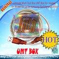 Frete Grátis Caixa de Ferramentas UMT Multi Final Box Para Desbloqueio Cdma, flash, Bloqueio Do Sim Remover