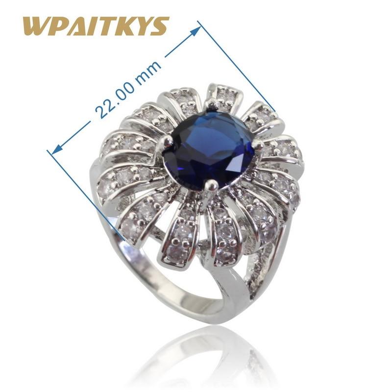 Արծաթ 925 զարդերի հավաքածու կանանց - Նորաձև զարդեր - Լուսանկար 4