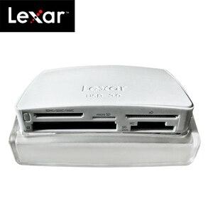 Image 3 - 100% Originale Lexar Multi Card 25 in 1 tecnologia SuperSpeed USB 3.0 card Reader per CF SD TF XD M2 velocità fino a 500 MB/s