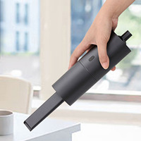 Behogar Portable Mini Handheld Vacuum Cleaner Wireless USB Rechargeable Dual Use Dust Cleaner for Home Carpet Sofa Seat Keyboar