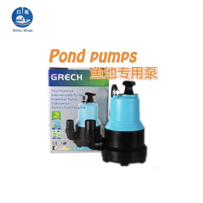 10% OFF Hot Sale CLB-5500 Submersible Pond Pump 5500L/H free shipping 2016 best selling clb 8000 fish pond centrifugal submersible pump