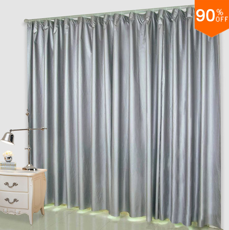 Curtain For Balcony: Blinds Curtain Finished Product Shade Cloth Curtain Full
