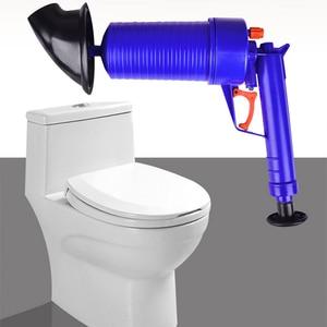 Image 5 - VOZRO 홈 고압 공기 드레인 블래스터 펌프 플런저 싱크 파이프 방해물 화장실 욕실 주방 클리너 키트 Cucina 흡입 컵