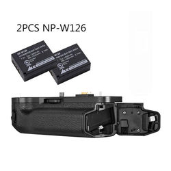 MEIKE MK-XT1 Battery Grip for Fujifilm X-T1 as VG-XT1 +2Pcs NP-W126