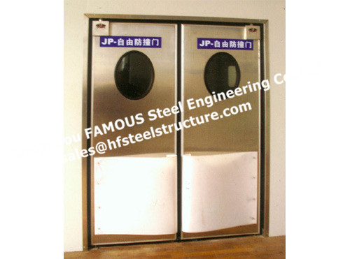 Automatic Swing Doors ,  Electric Doors ,  Double Swing Doors