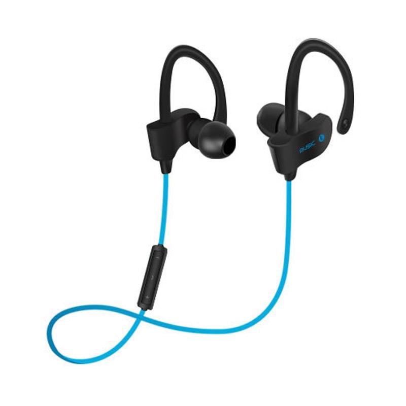 Bluetooth V4.1 Kulaklıklar, en iyi Kablosuz Spor Kulaklık Mic ile - Taşınabilir Ses ve Görüntü - Fotoğraf 4