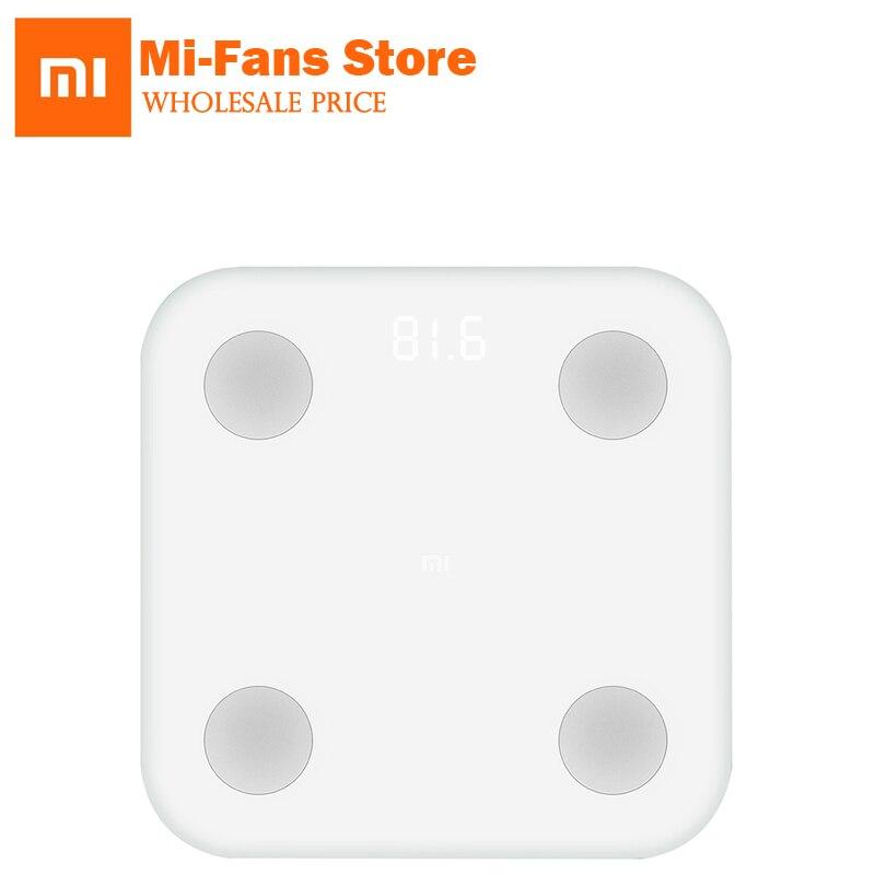 Original Xiaomi Body Fat font b Smart b font font b Scale b font 2 Mifit