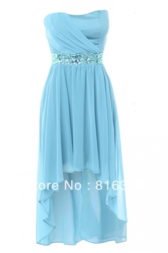High To Low Wedding Dress