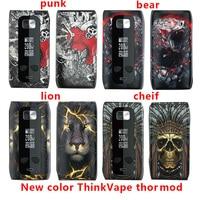 Electronic Cigarette Thinkvape Thor 200w Temp Control Box Mod Think Vape Thor Bypass Modes 510 e Cig Mod vs Thor pro 220w