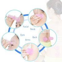 SPEQUIX Full Body 6pcs Set Face Beauty MassageCup Silicone Vacuum Cup Massage Cupping Set NEW YEARS