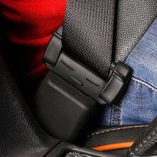 Cinturón de seguridad de coche con hebilla de silicona, para Kia KX5 Rio 3 K2 Ceed Sorento Cerato Picanto Soul Optima K3 Forte Sportage 3 Spectra Carens