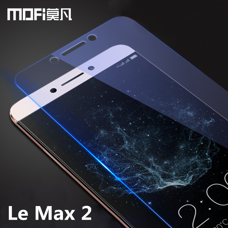 Letv Le max 2 glas gehärtetes MOFi Leeco Le max2 displayschutzfolie x820 x829 schutzfolie Le eco le max 2 gehärtetem glas 5,7