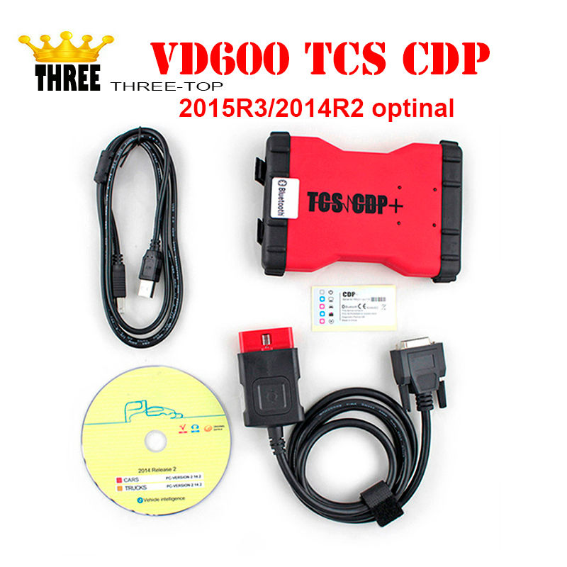 Venta caliente sin Bluetooth VD600 TCS CDP Pro Plus 2015R3 ...