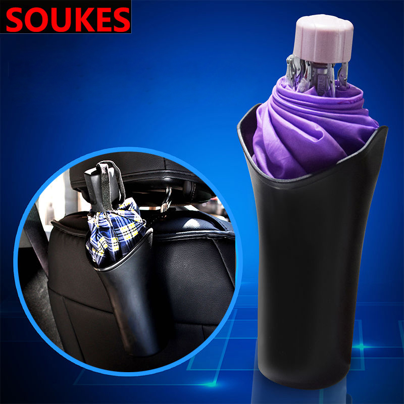 Автомобильный зонтик ведро для хранения стакана воды для Ford ranger Mondeo Kuga Fiat 500 Abarth Nissan Ashqai J11 J10 Juke Jeep Wrangler JK