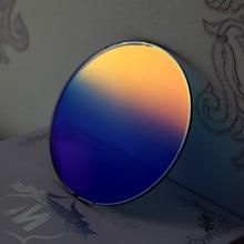 Sunglass Lenses Red Mirror Flash Colors Gradient Blue Lens UV400 EXIA OPTICAL A8 Series недорго, оригинальная цена