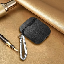 Nieuwe Protector gevallen Sticker voor Apple AirPod boxs beschermhoes of Air Pods Draadloze Oortelefoon shell Huid textuur