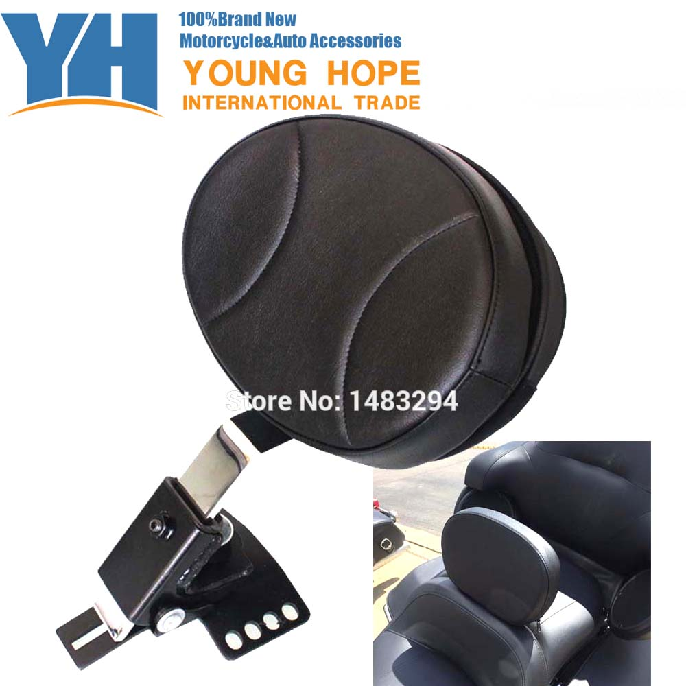 Seats & Benches Frames & Fittings Active Quick Adjustable Driver Backrest Rider Back Pad Fits Fits For Harley Touring Models 1997-2016 To Make One Feel At Ease And Energetic