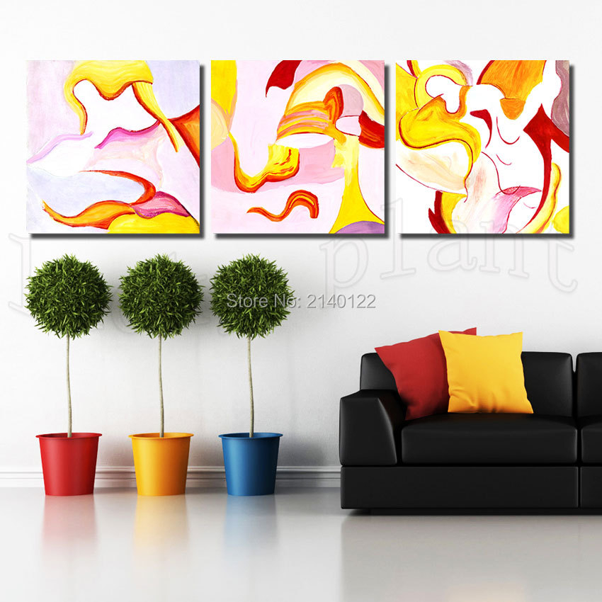Hd Canvas Print Home Decor Wall Art Painting : Canvas painting pcs framed hot print art hd
