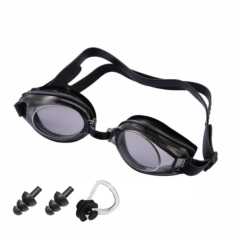 Professional Anti-Fog UV Swimming Goggles Universal Waterproof Silicone Glasses Adult Eyewear With Pool Accessory Water Sports