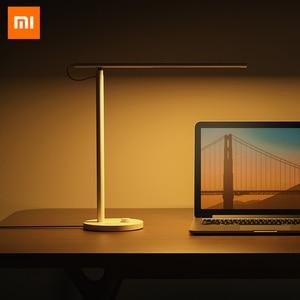 Image 2 - Xiaomi Lámpara LED inteligente Mijia 1S, 4 modos de luz, regulable, 9W, Apple HomeKit, aplicación Mi Home, Control por voz Siri