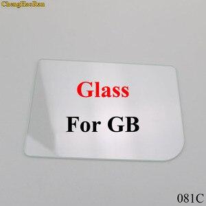 Image 2 - ChengHaoRan 4 modele przezroczysty szklany materiał obiektyw do gry kolor chłopięcy GB/GBA/GBC/GBA SP wymienny pad do konsoli do gier naprawa części
