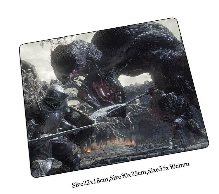 Dark Souls коврик для мыши красочный игровой коврик для мыши геймер Коврик Для Мыши Pad игры компьютерный великолепные стол padmouse ноутбук большой ...