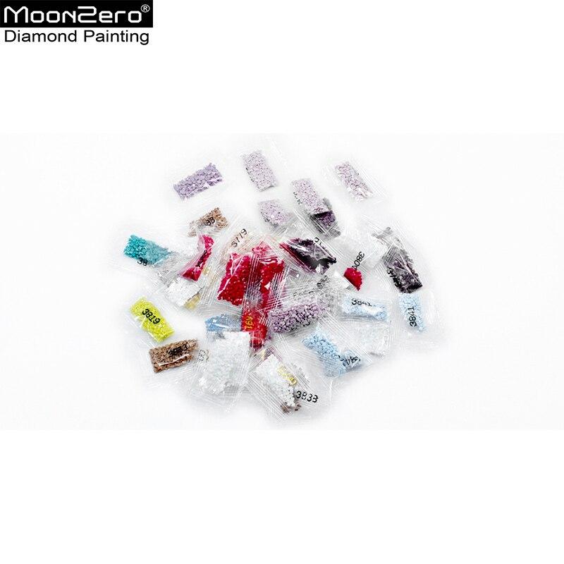 Νέο Diy Diamond Κεντήματα Μωσαϊκό Λευκό - Τέχνες, βιοτεχνίες και ράψιμο - Φωτογραφία 2