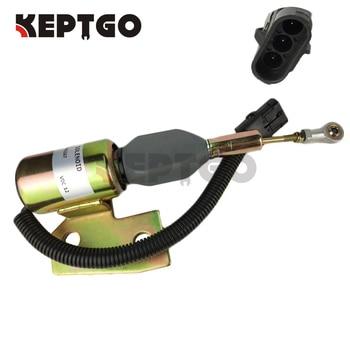 3991167 12V Fuel Shutoff Solenoid 87420952 580SL 1840 5120 5130 5140 J932529