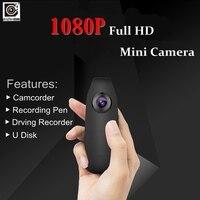 DINGFENTECH ID07 1080 P Full HD Draadloze Mini Pen Camera Micro lichaam Gedragen Audio Video Auto Recorder Motion Actie DV DVR Camcorder