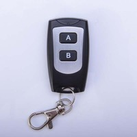 Brand New 315 433 MHZ Transmitter Fixed Learning Code 2 Buttons Wireless Remote Control Transmitter Universal