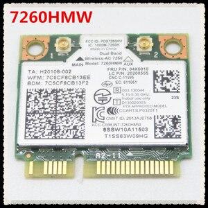 Image 1 - 7260HMW FRU 04X6090 7260 ac 7260ac Mini Bluetooth 4.0 karta sieciowa wi fi dla lenovo S310 S410 S410P M440 FLEX E93z