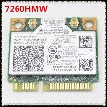 7260HMW Fru 04X6090 7260 Ac 7260ac Mini Bluetooth 4.0 Scheda di Rete per Il Lenovo S310 S410 S410P M440 flex E93z
