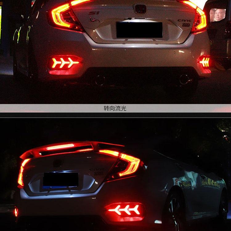 Aliexpress.com : Buy Rear Bumper Light For Honda Civic
