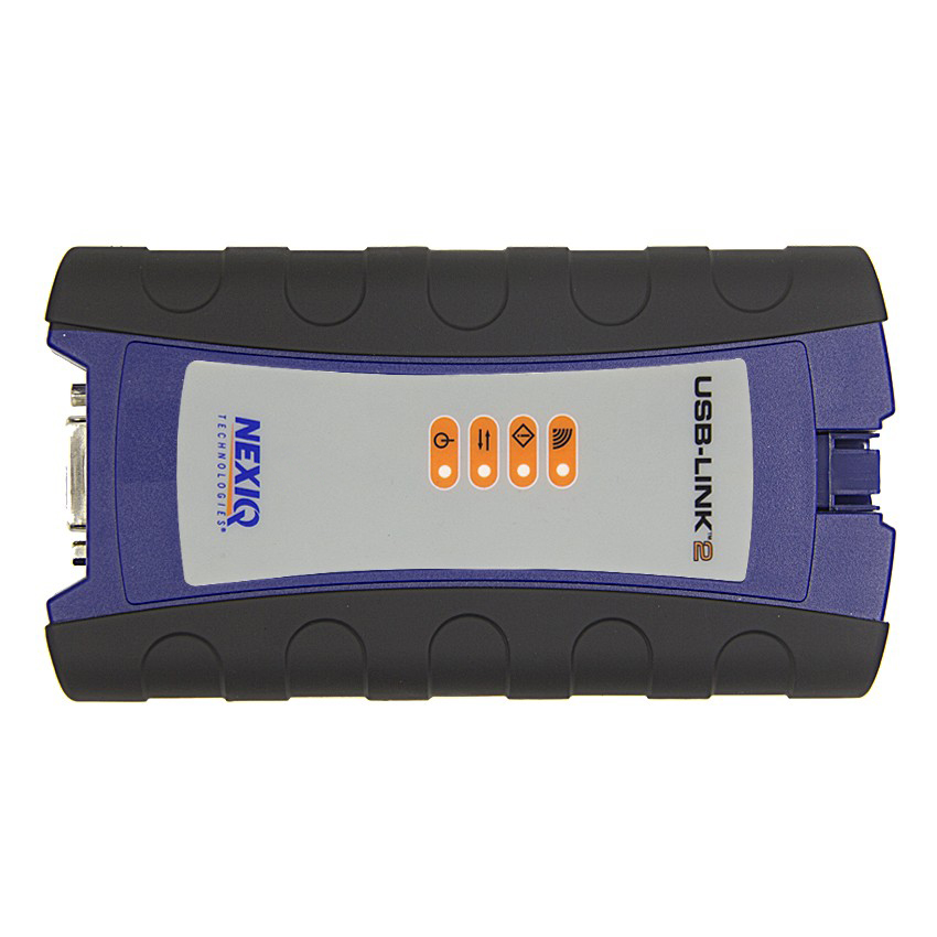 Цена за Высокое качество NEXIQ USB Link Авто Heavy Duty Truck NEXIQ 2 Bluetooth Функция Авто диагностический инструмент USB Link Автомобиль инструменты