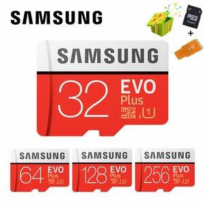 SAMSUNG Microsd Card 256G 128G