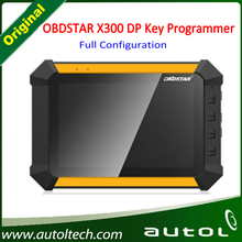 100% Original OBDSTAR X300 DP X-300DP PAD Tablet Key Programmer Full Configuration X 300 DP in Stock