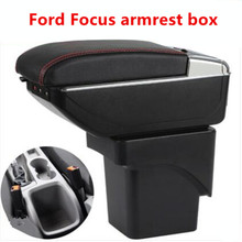 For Ford Focus 2 armrest font b box b font central Store mk2 content font b