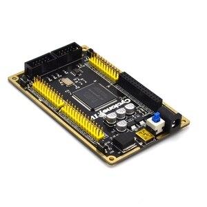 Image 2 - ألترا FPGA مجلس التنمية الأساسية مجلس الإعصار IV EP4CE صورة الفيديو TFT بطاقة SD